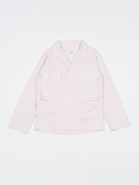 Nanamica Utility Shirt Jacket - Pink