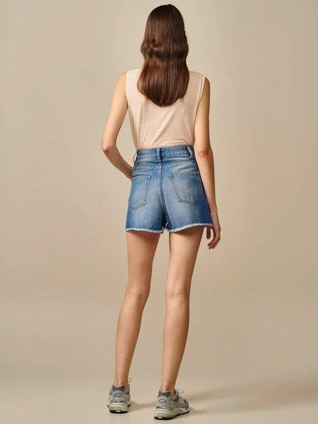 Bellerose Party Denim Shorts - 90s Wash