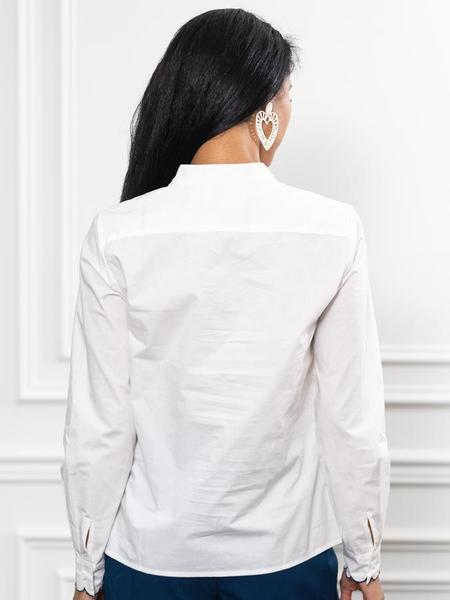 The Shirt by Rochelle Behrens The Icon Shirt - white