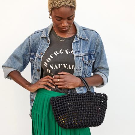 Clare V. Sunny Bag - Black