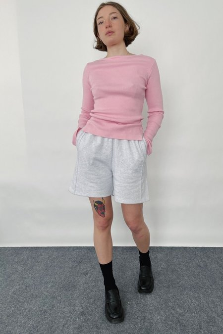 JOWA. Cotton Knit Top