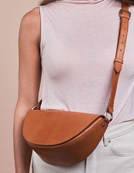 O My Bag Laura Bag - Cognac