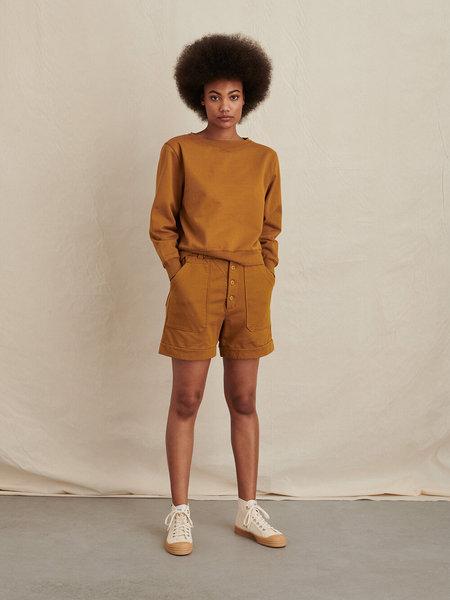 Alex Mill Lakeside Sweatshirt - Golden Khaki