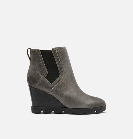 Sorel Women's Joan Uptown Chelsea boots - Quarry