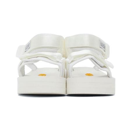 Suicoke Celvpo Sandal - White