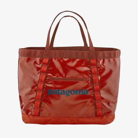 Patagonia Black Hole Gear Tote 61L - Hot Ember
