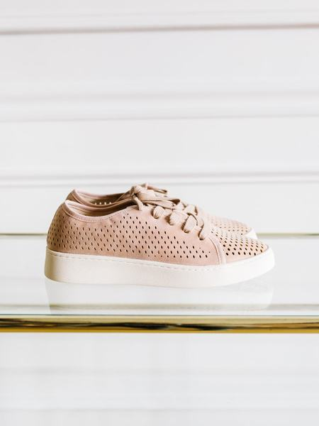 KKE Shoes Milo Sneaker - Dusty Rose
