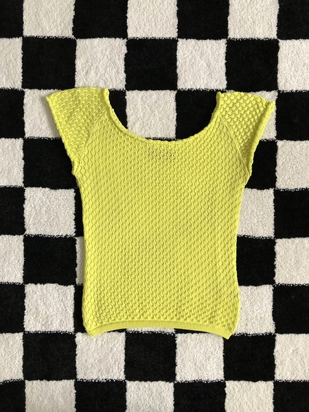 MILA ZOVKO MILA Sweater - Acid
