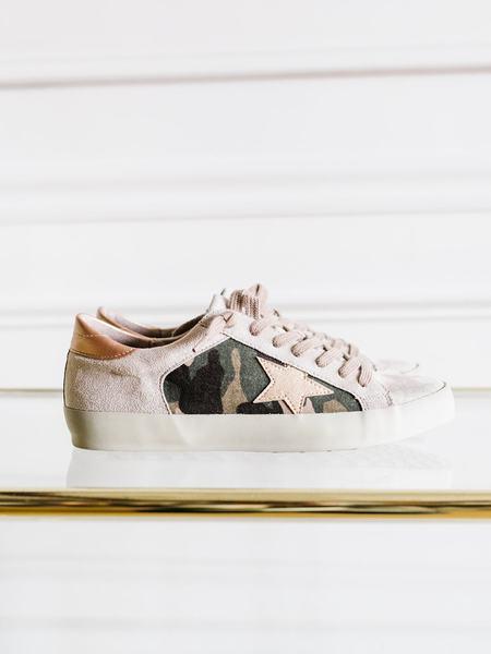 Sunday Supply Co. Paula Camo Sneaker