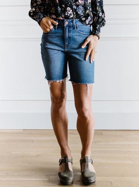 Unpublished Tessa denim shorts - Heart