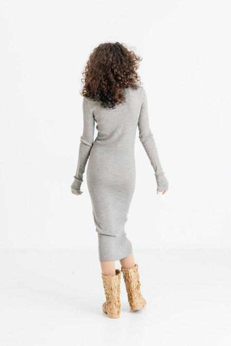 Lela Jacobs Tighty Long Sleeve Dress
