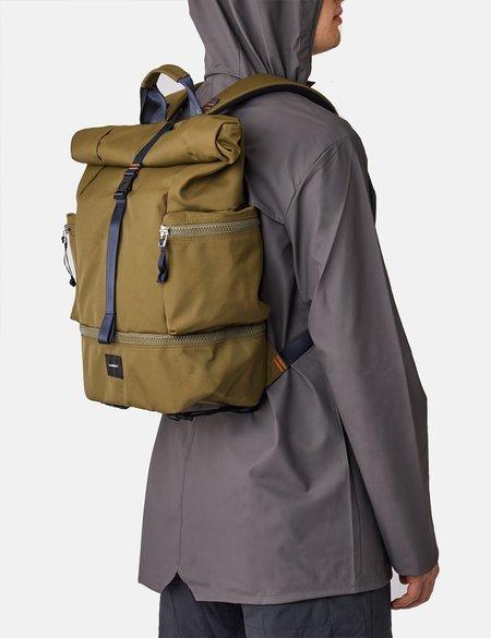Sandqvist Verner 2.0 Backpack - Olive