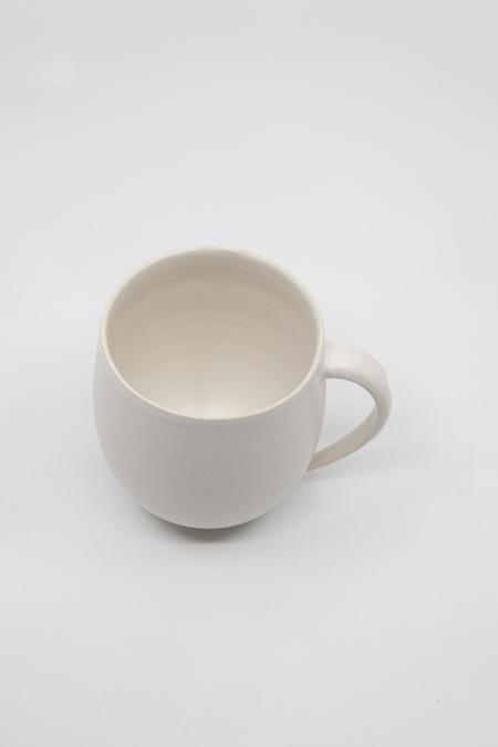 Dan Karvasales Karv Mug - White