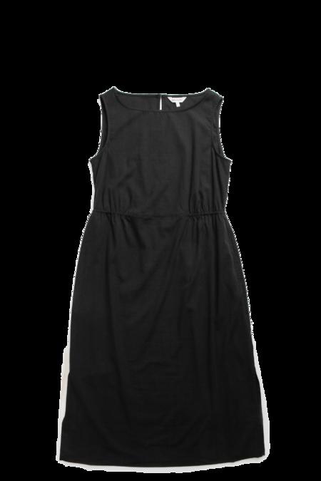Bridge & Burn Liesel Dress - Black Tencel