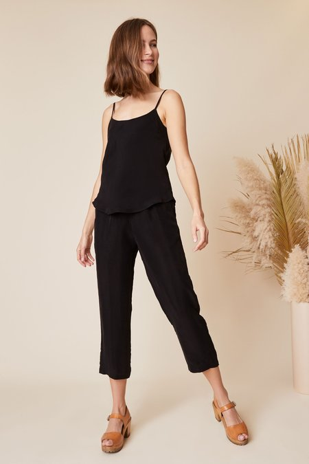 Whimsy + Row Dylan Cami - Black