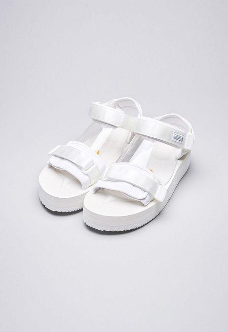 Suicoke Cel-VPO Sandals - White