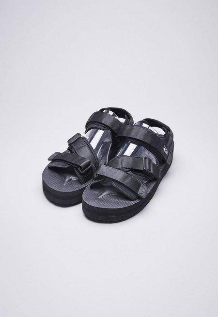 Suicoke Kisee-VPO Sandals - Black