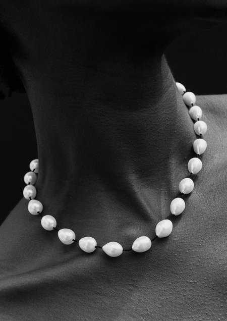 Sophie Buhai Pearl Teardrop Collar