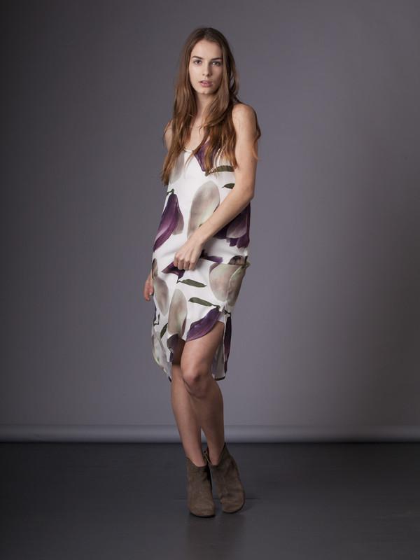 Nicole Bridger Slip Dress