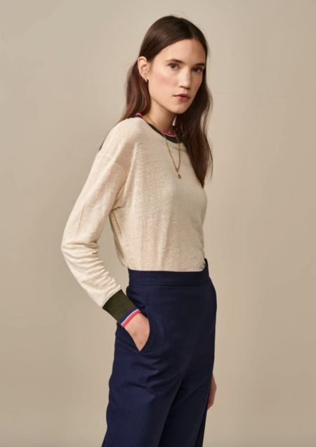Bellerose Senia Shirt - Ecru