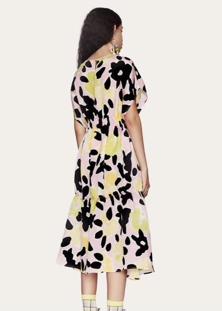 Stine Goya Jordan Dress - Watercolour Flora