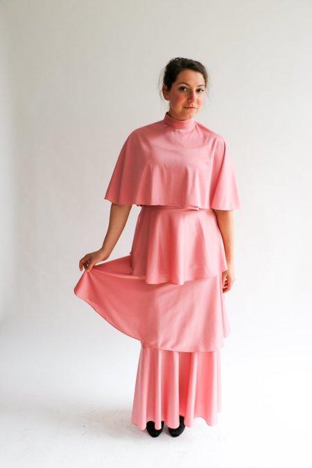 Vintage Three-Piece Set - Pink