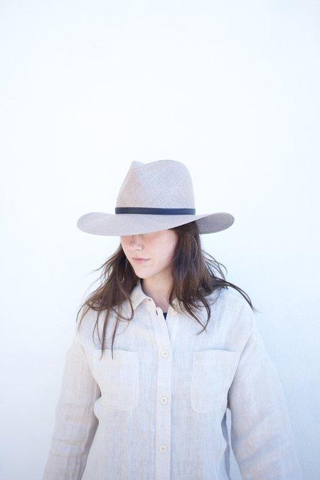 Janessa Leone Cooper Hat - Grey