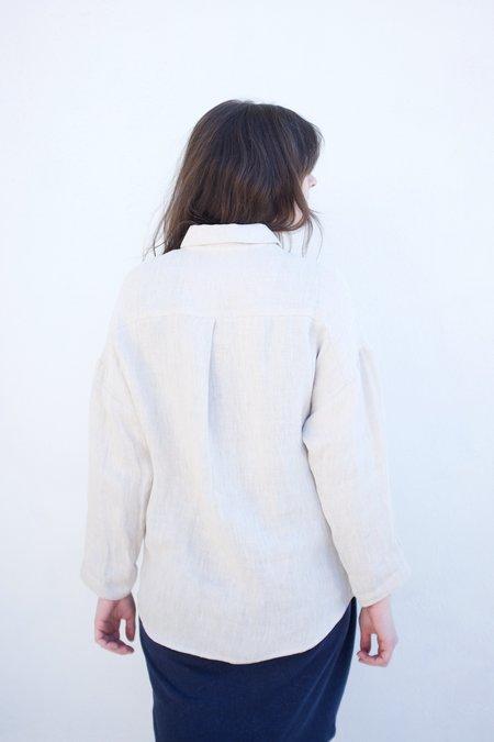 Valérie Dumaine Cypress Shirt - Natural