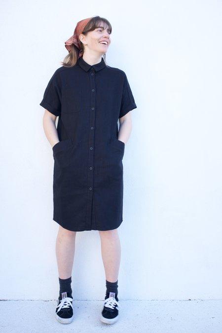Valérie Dumaine Linwood Dress - Black