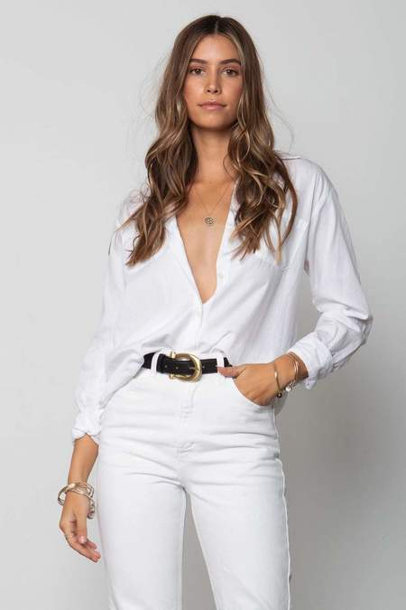 Stillwater The Favorite Shirt - White
