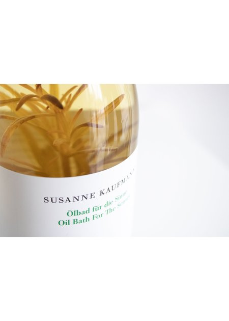 SUSANNE KAUFMANN For The Senses Oil Bath
