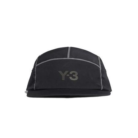 adidas Y-3 CH1 Ref 5 Panel Cap - Black