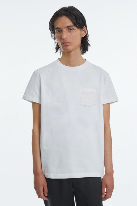 Schnayderman's T-shirt jersey top - white