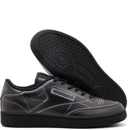Reebok x Maison Margiela Club C Trompe L'oeil sneaker - Black
