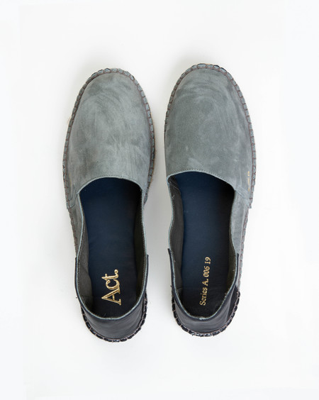 ACT SERIES Arven M Trasera shoes - Navy