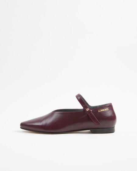 ACT SERIES Walter shoes - Burgundy
