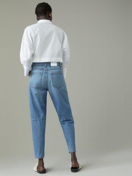closed x-lent jean - mid blue