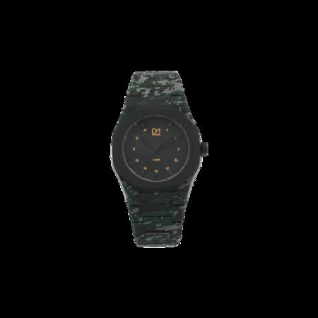 D1 Milano 40.5 mm Watch - Camo