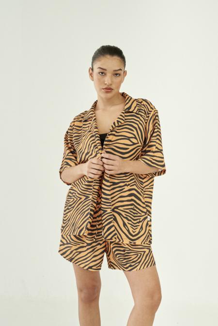 Maipetit_us Nani Loungewear - Tigre