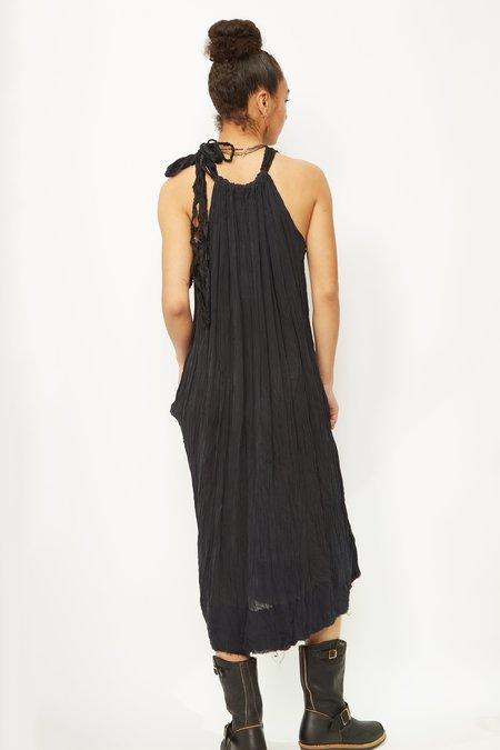 HAZEL BROWN Silk Dress - Black