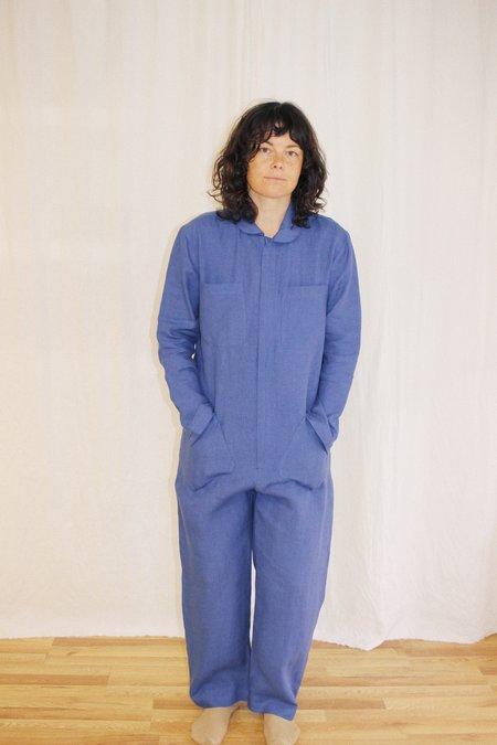 Blluemade Classic Jumpsuit - Blue