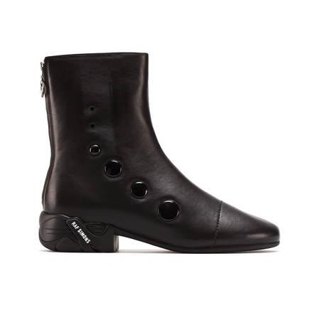 RAF SIMONS Solaris-21 High boots - Black