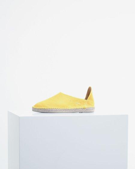 ACT SERIES Sandve Espadrilles - Yellow
