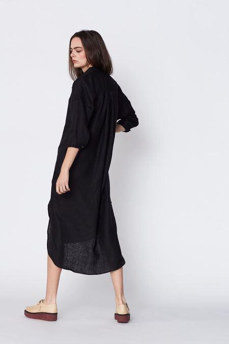 Megan Huntz Leah Dress - black