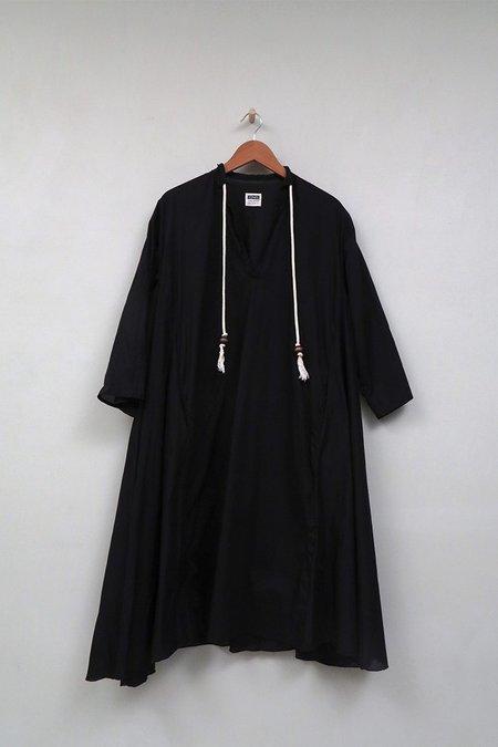 UQNATU Dervish Dress - Black