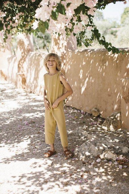 Kids Liilu Sota Jumpsuit - Pistachio