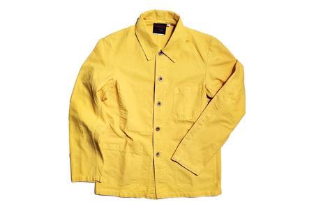 Vetra Chore Coat - Pineapple