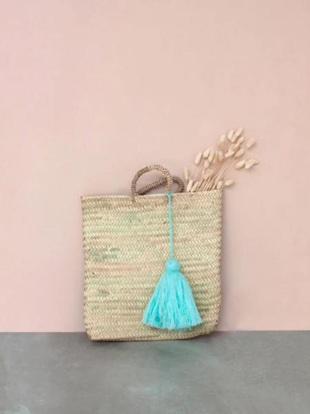 Bohemia Design Athens Shopper Basket - natural