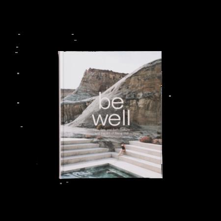 """Gestalten """"Be Well"""" Book"""