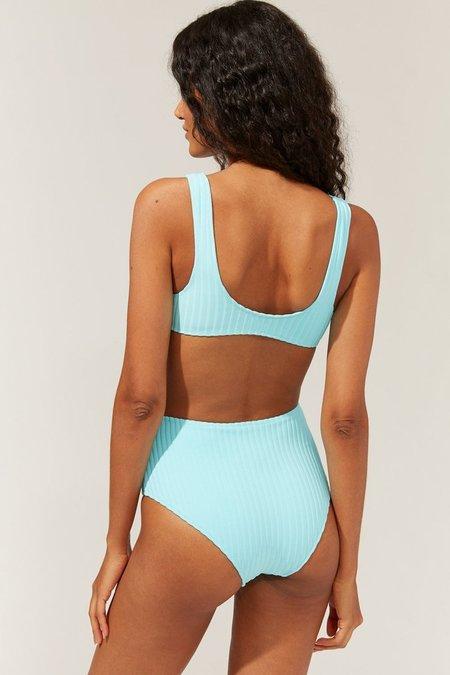 Solid and Striped Beverly Bikini Top - Fresh Air